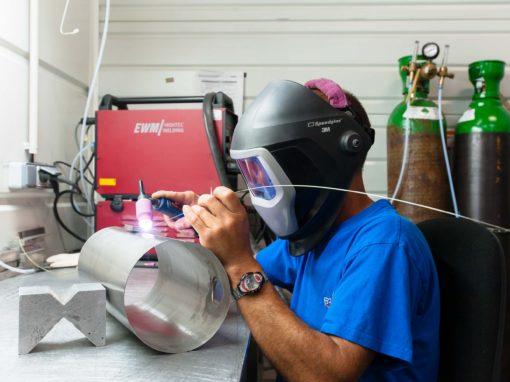 Reportage photo industriel Recaero