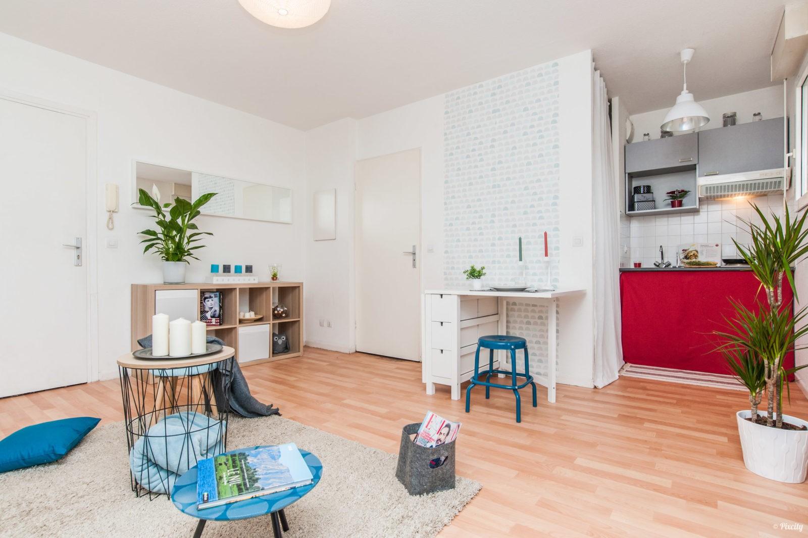 meubler un petit studio