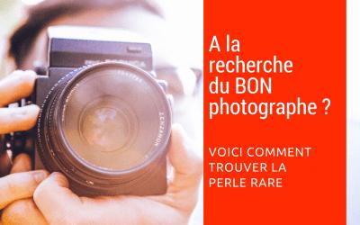 A la recherche du bon photographe sur Toulouse ? Voici comment trouver la perle rare