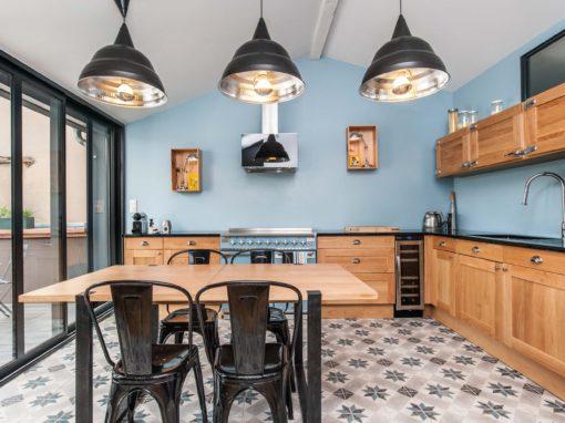 Photographies d'intérieur : Cuisine industrielle à Toulouse