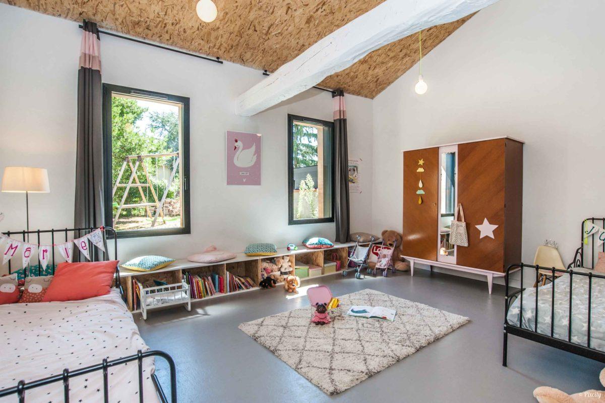 chambre enfant moderne