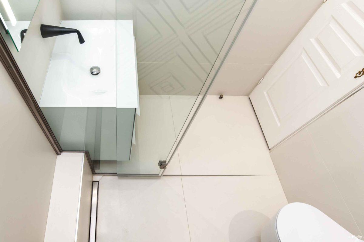 idee salle de bain petite surface
