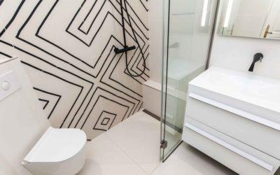 Photos d'une Petite salle de bain de 2,5m2 au coeur de Toulouse