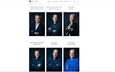 Portraits de l'équipe Sovamep – 31600 Muret