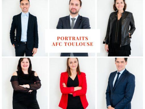 Portraits pour promoteur immobilier toulousain