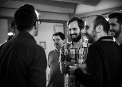 Photographe lors d'un séminaire au Radisson Blu de Toulouse