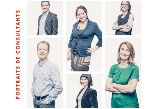 Portraits de consultants à Toulouse