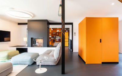 Photographies pour l'architecte J. Audouit près de Toulouse