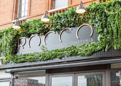 Photographies de la pizzeria Rocco à Toulouse